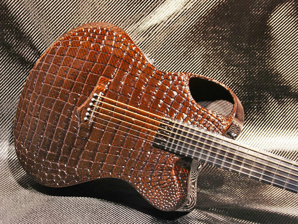 bespoke guitars,