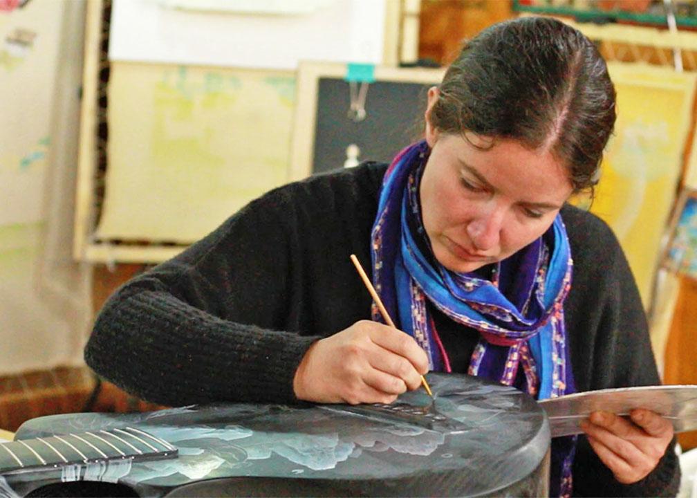 Kristel Tenzin Dolma Ouwehand