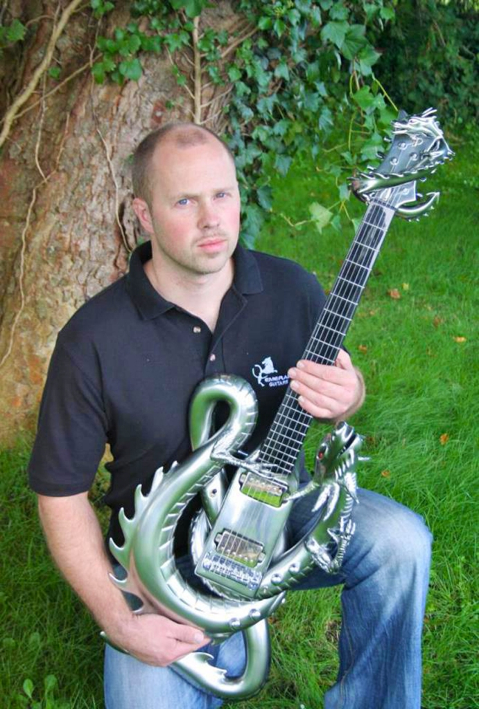 Emerald Guitars, Irish guitar maker