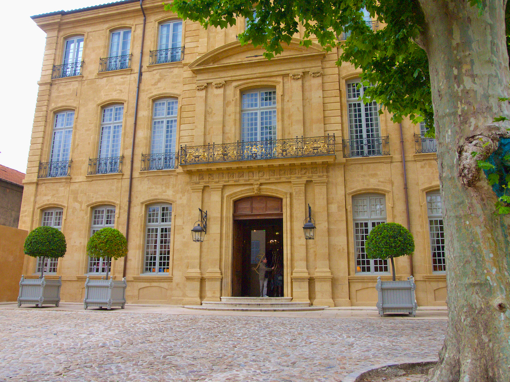 Caumont Art Center Aix en Provence