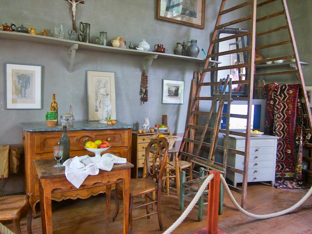 Paul Cezanne Aix en Provence