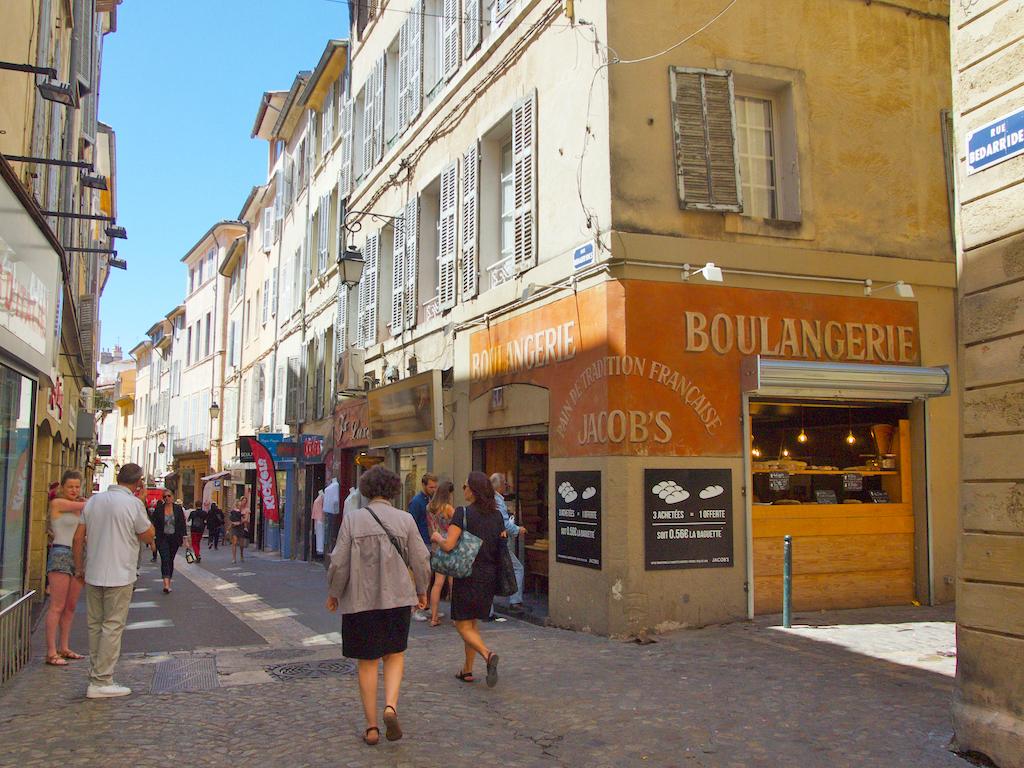 Aix en Provence city