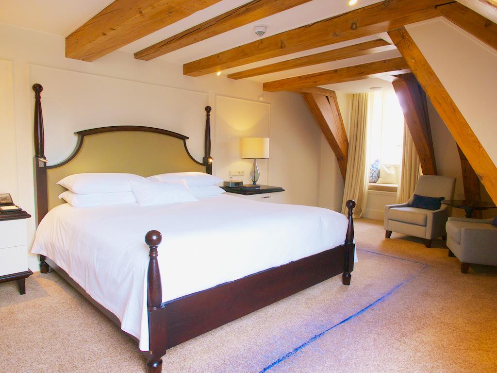 luxury hotels Amsterdam