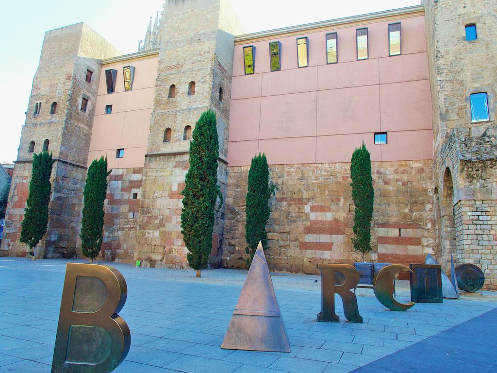 Barcelona guide, walks in Barcelona