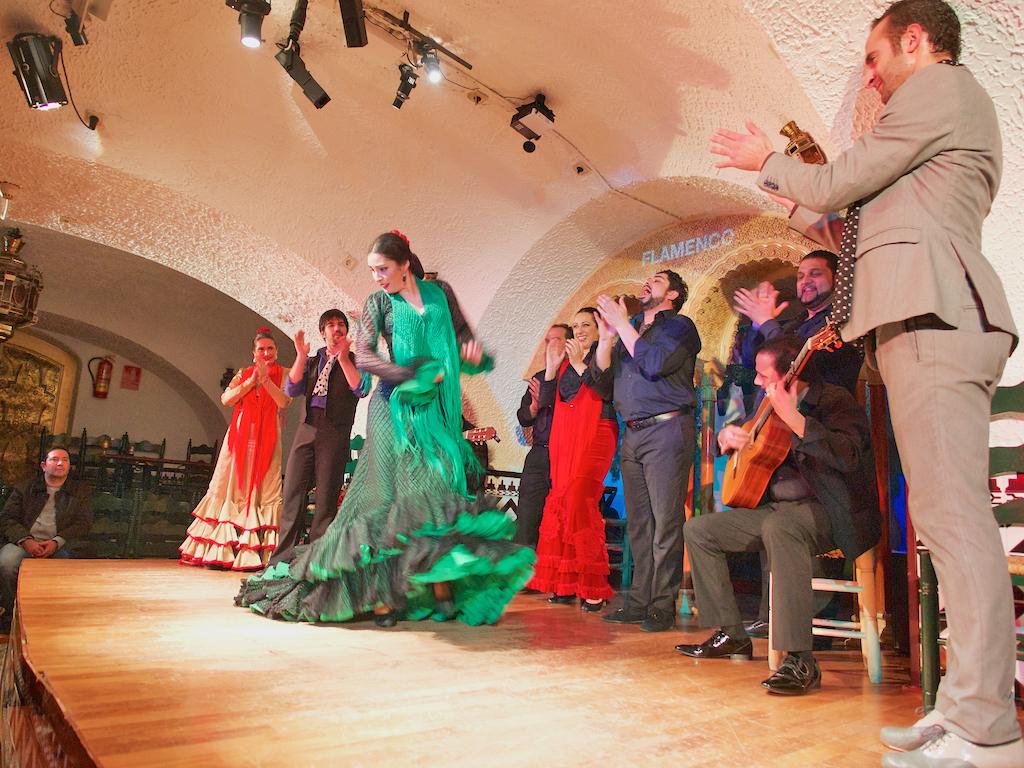 Flamenco show, live shows Barcelona