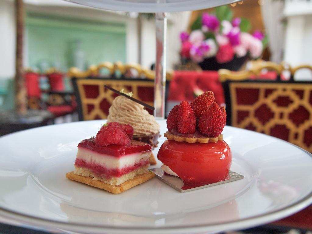 La Bauhinia restaurant, Shangri-La hotel Paris