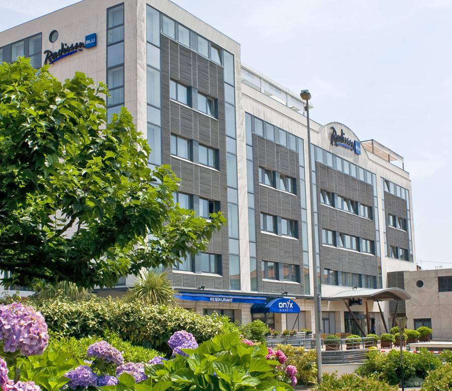 Radisson Blu Hotel Biarritz, where to stay in Biarritz