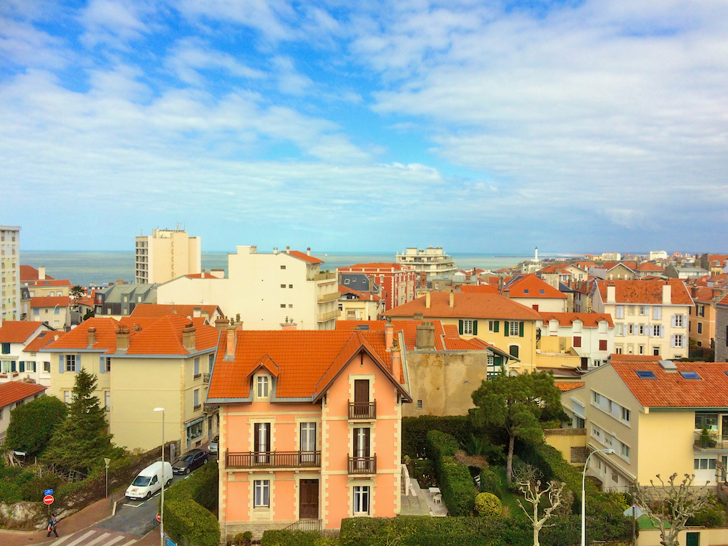 Basque country, French Biarritz