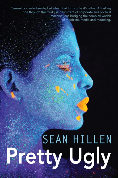 Pretty Ugly book, Sean Hillen author, books for Christmas