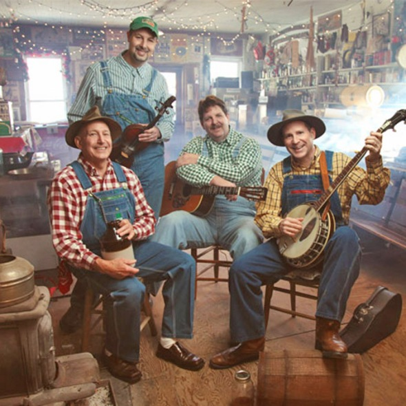 Tennessee Mafia Jug Band, Regional Cultural Center Donegal
