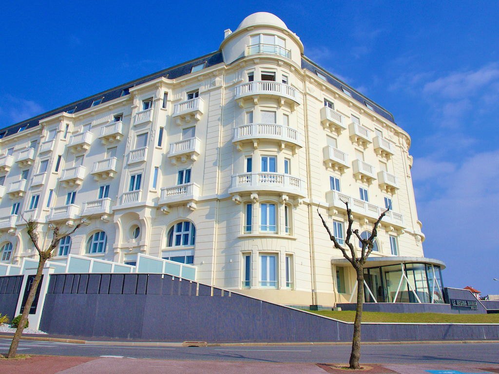 luxury hotels Biarritz