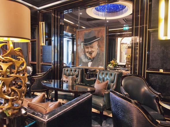 cigar club London, best bars in London