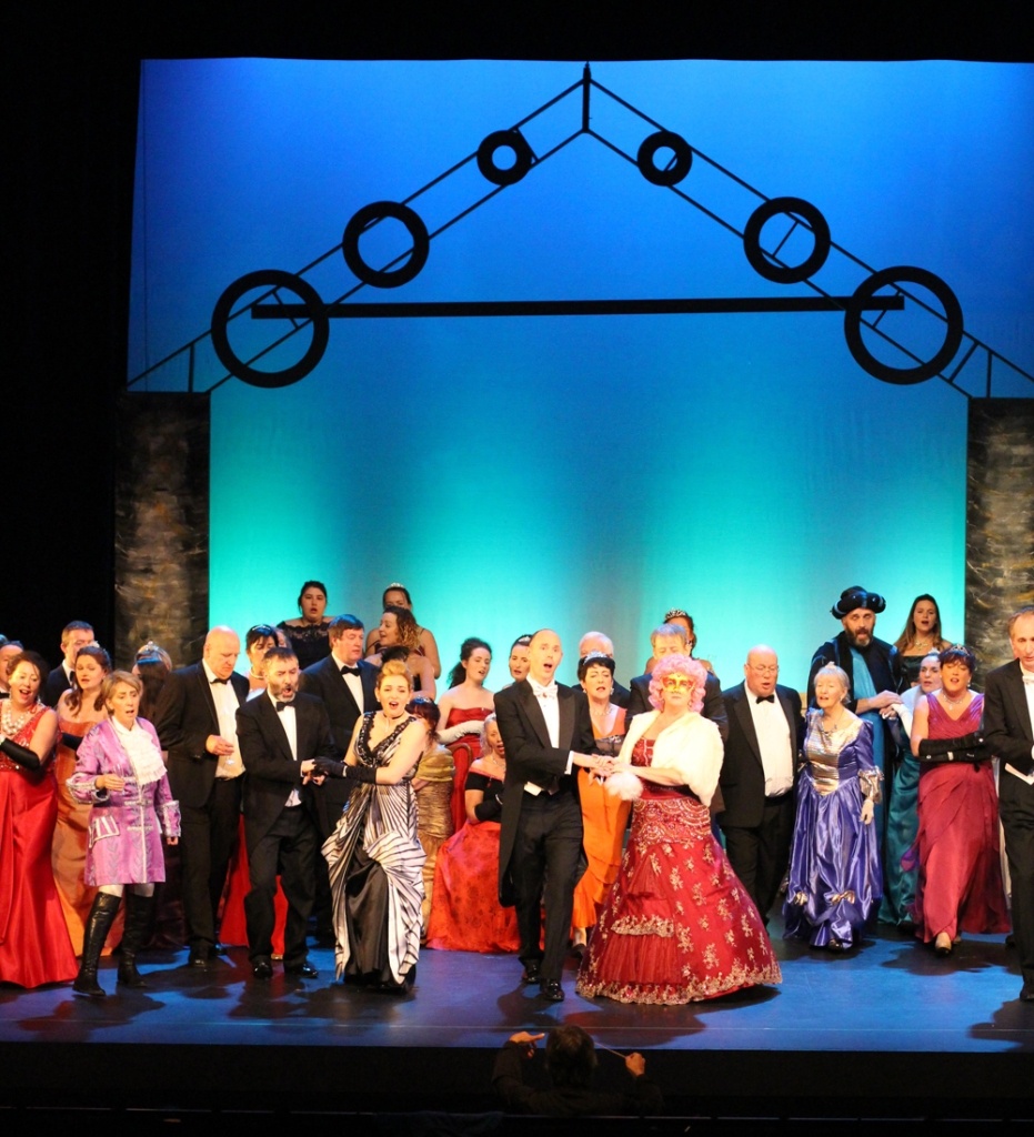Die Fledermaus opera live, live shows Donegal