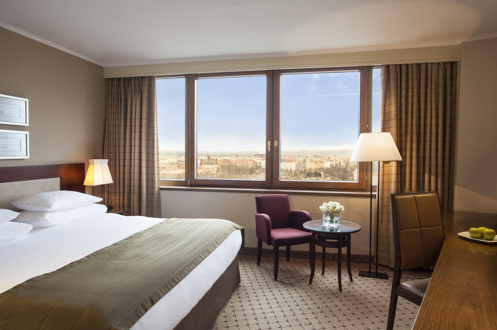 Corinthia Hotel Prague, where to stay in Prague