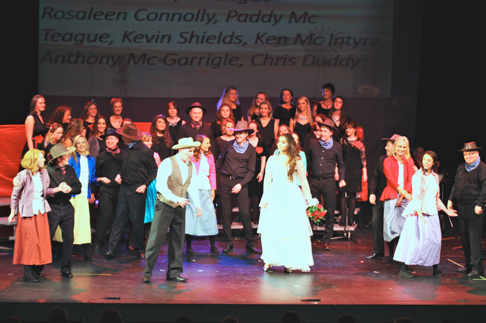 Letterkenny Music and Drama Group, live shows in Donegal