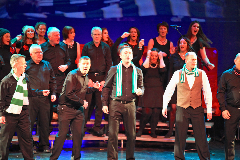 Paddy McTeague Donegal, The Celtic Story musical
