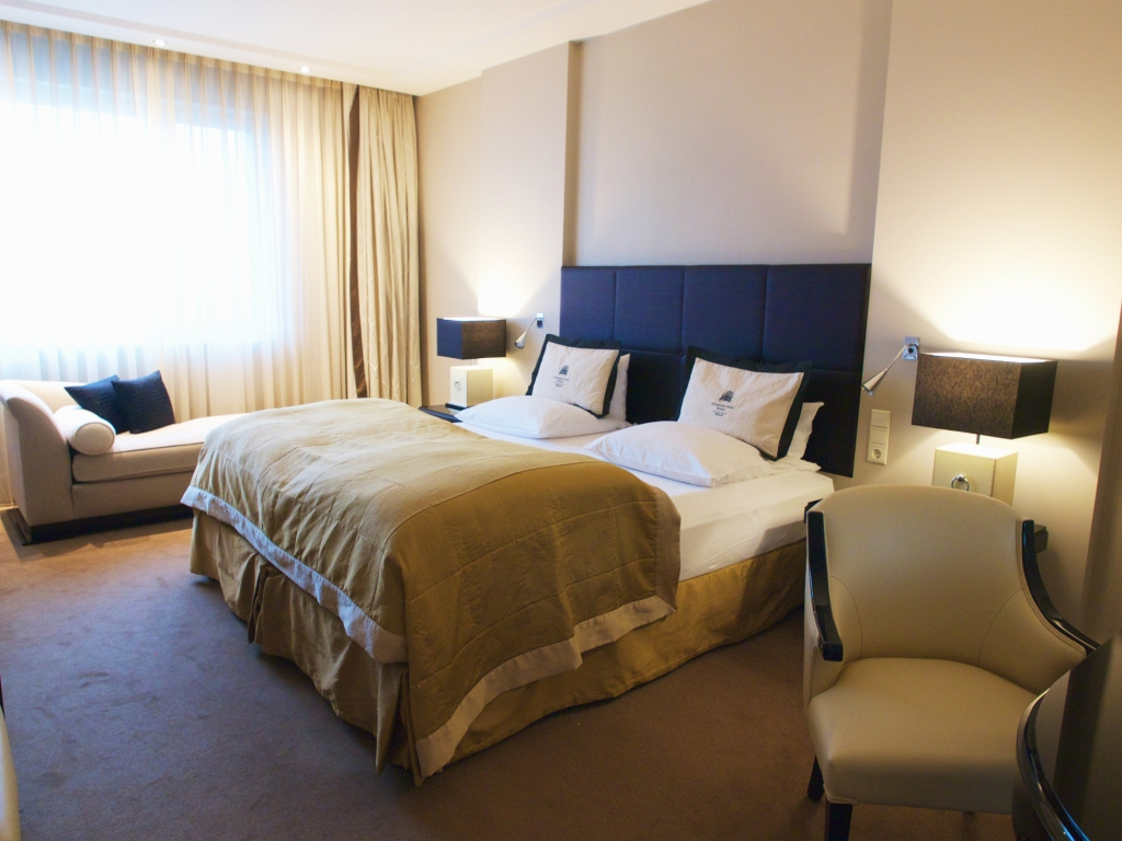 luxury bedrooms, best Berlin hotels