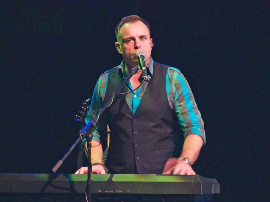 Darren Holden musician, The High Kings