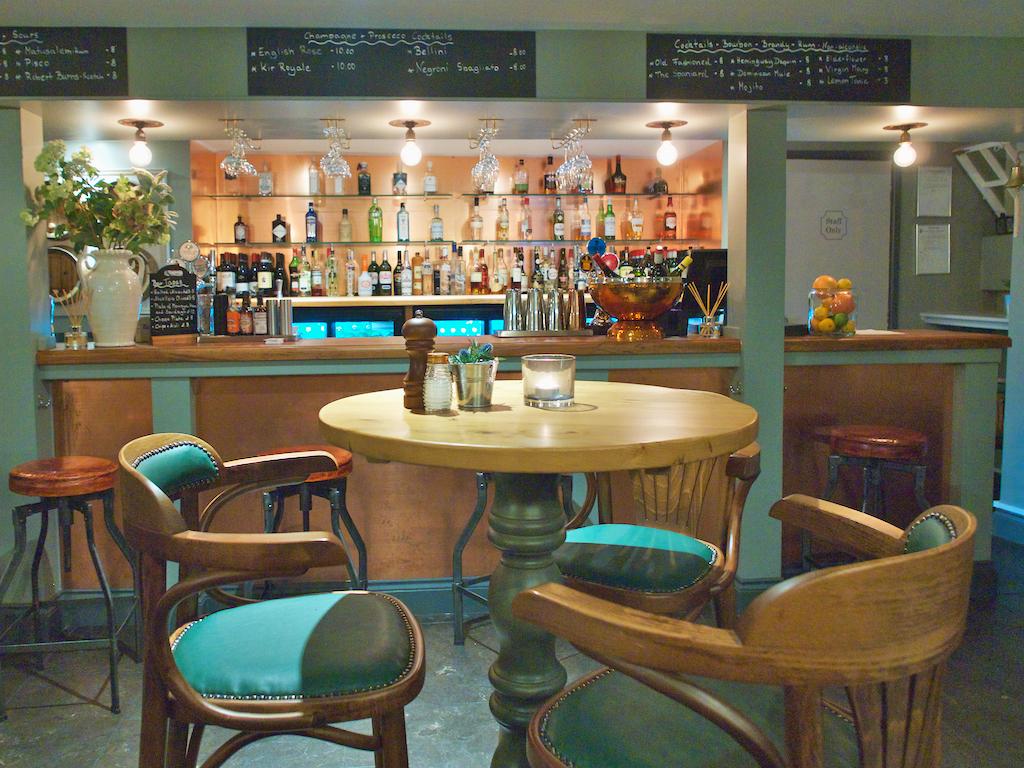 gourmet restaurants in Jersey Island