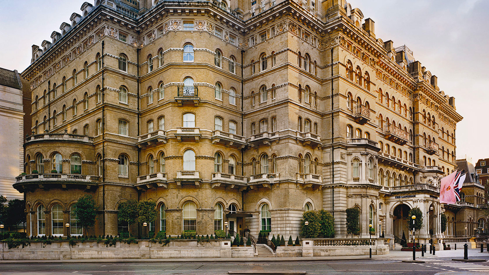 The Langham Hotel, London hotels