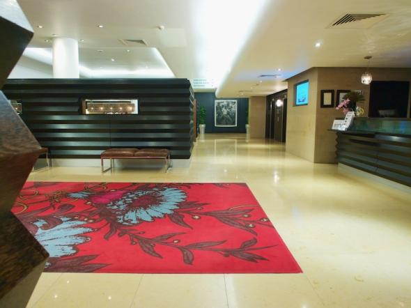 Croke Park Hotel, luxury hotels Dublin