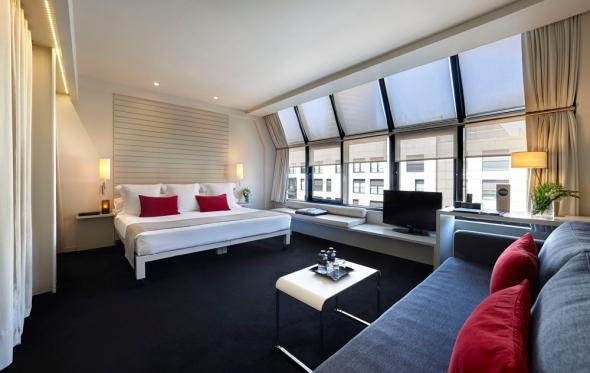 where to stay in Bilbao, Hotel Miro Bilbao