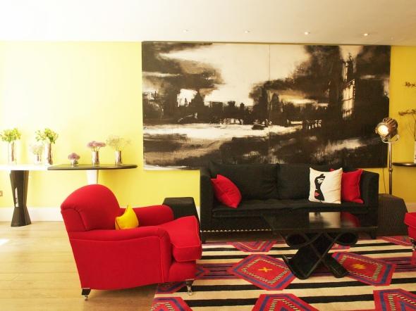 Haymarket hotel London, where to stay in London, best hotels in London