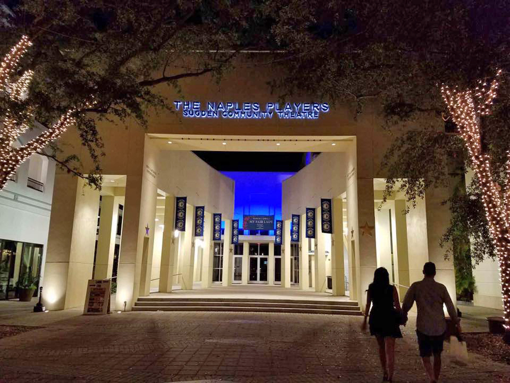 The Naples Players, theater in Naples Florida