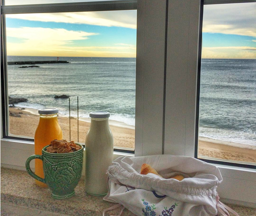 luxury apartments in Porto