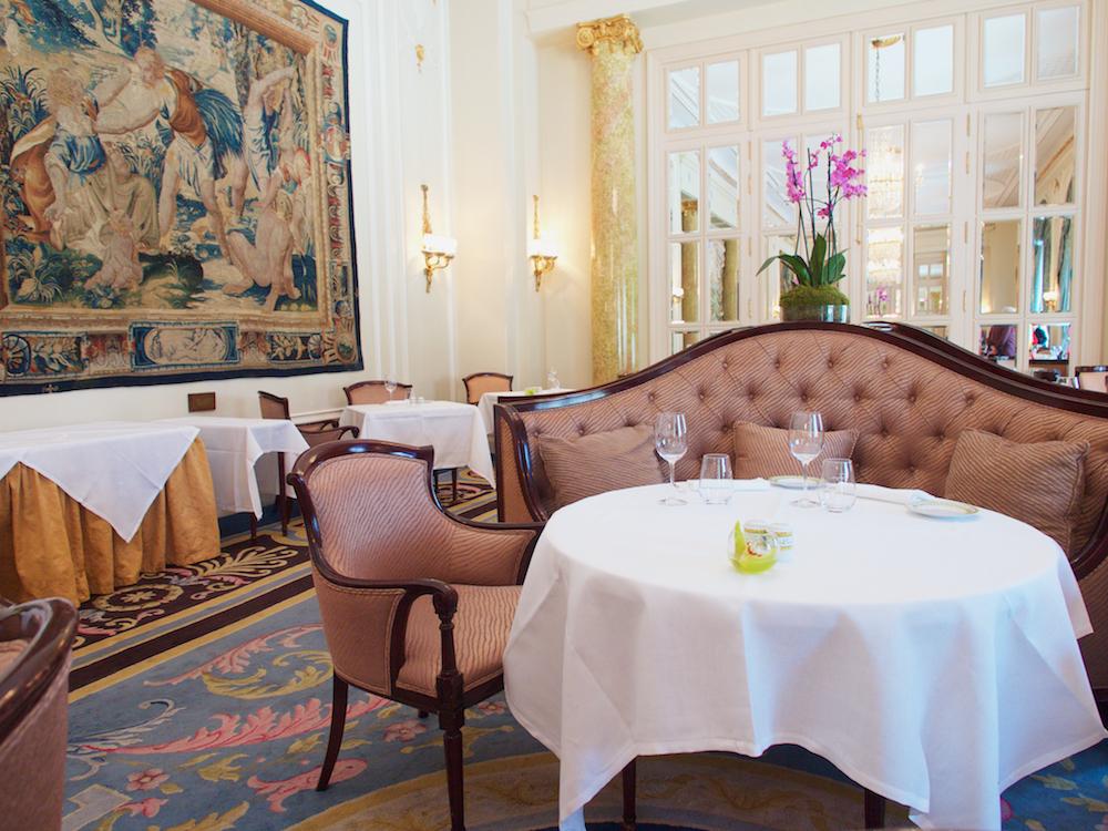 fine dining Madrid, best restaurants in Madrid