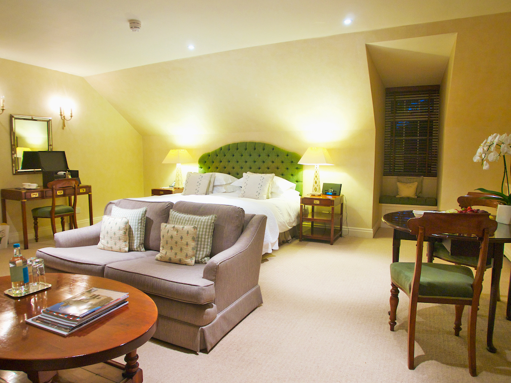 Longueville Manor, luxury hotels Jersey Island