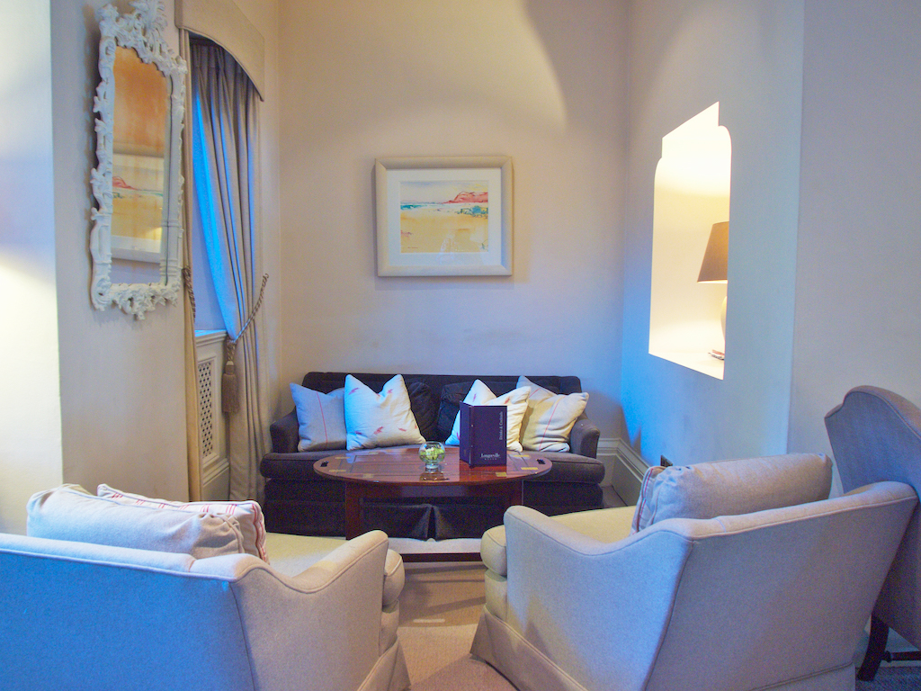luxury accommodation Jersey Island