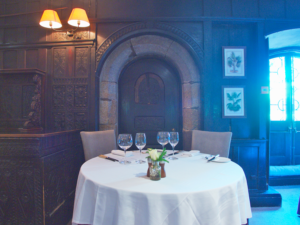 fine dining in Jersey Island, best restaurants on Channel Islands