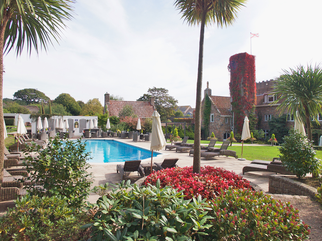 Longueville Manor Jersey, luxury resort