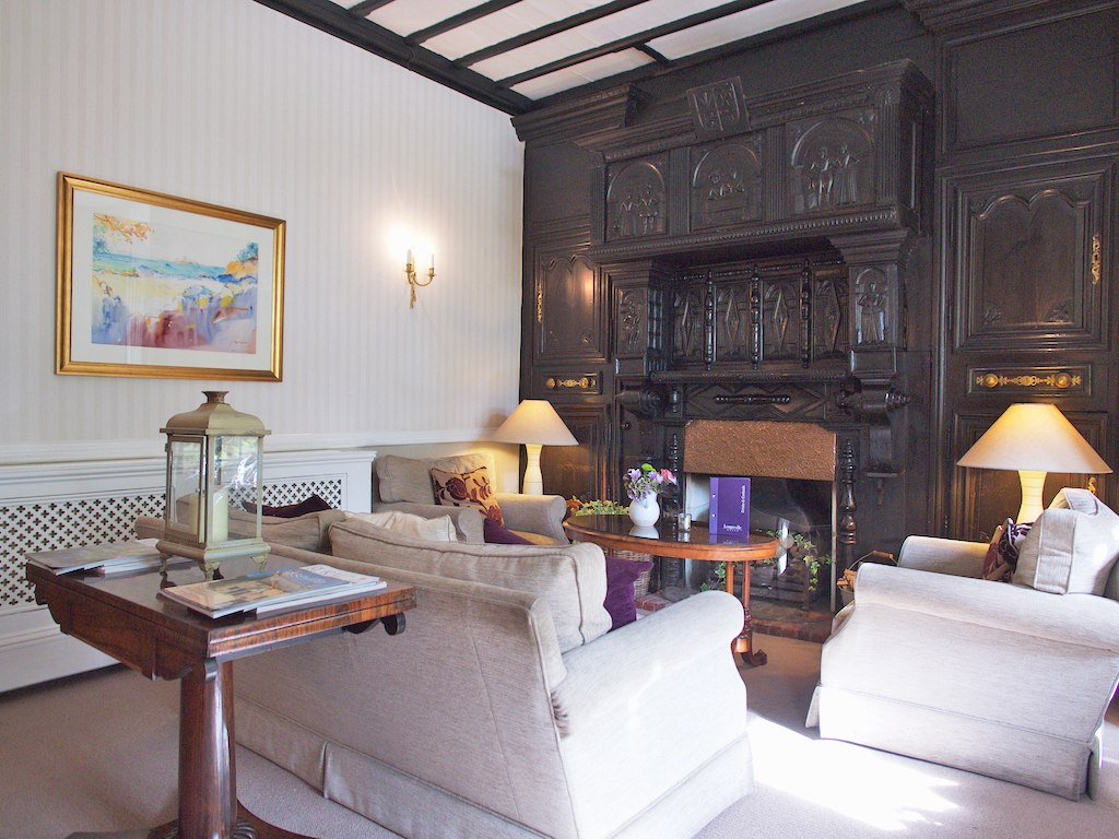 luxury resort and spa Jersey island