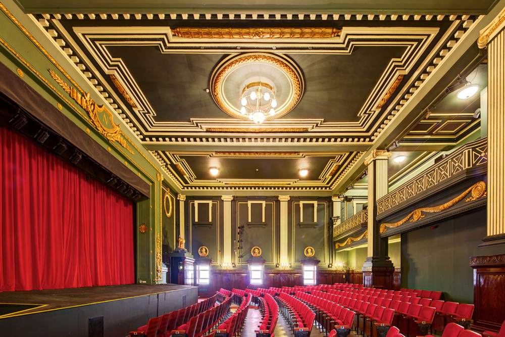 Epstein Theatre Liverpool, best entertainment in Liverpool