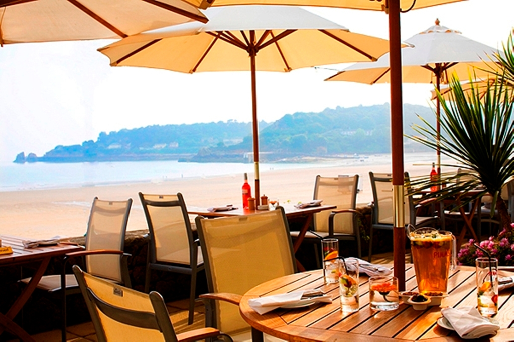 best hotels on Jersey Island