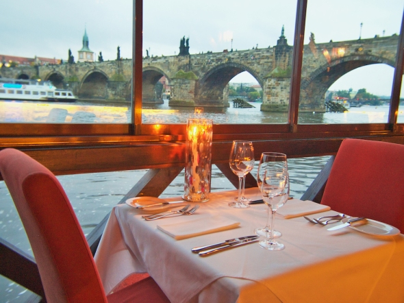 best restaurants in Prague
