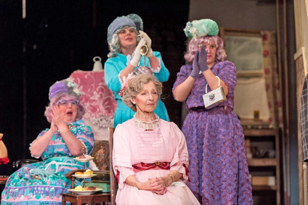 Ladykillers play, Lyric Theatre Belfast