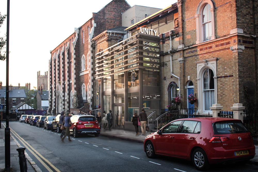 Unity Theatre Liverpool, best theaters in Liverpool