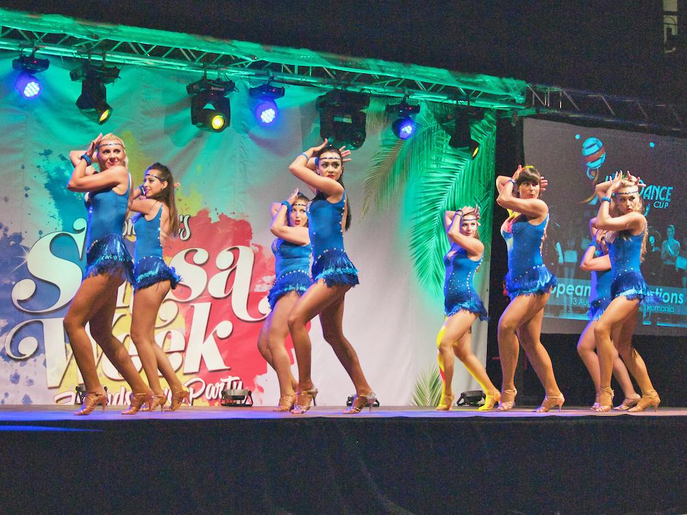 salsa dancers, salsa festival Vama Veche