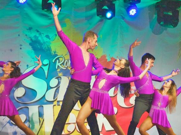 salsa week Vama Veche, salsa festival