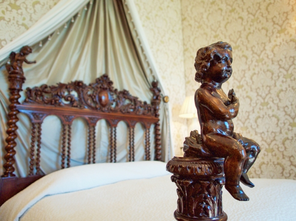 kennedy suite at ashford castle