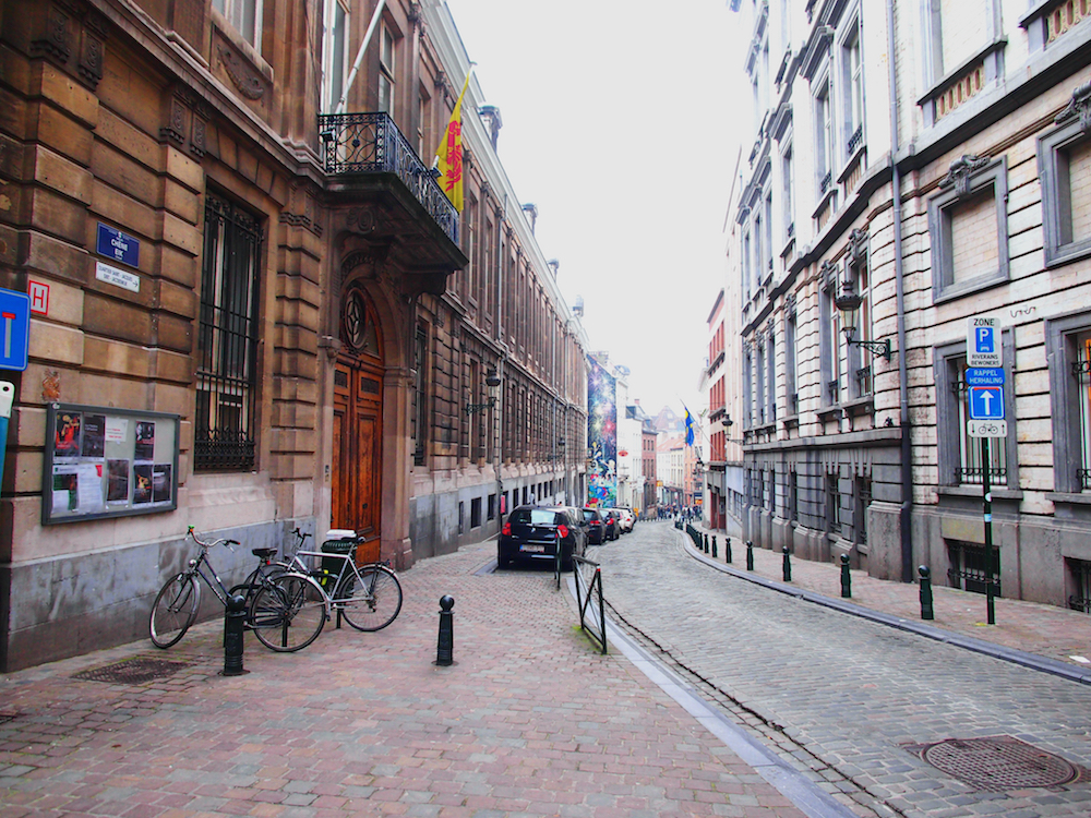 streets of brussels, city of brussels, city vacations,