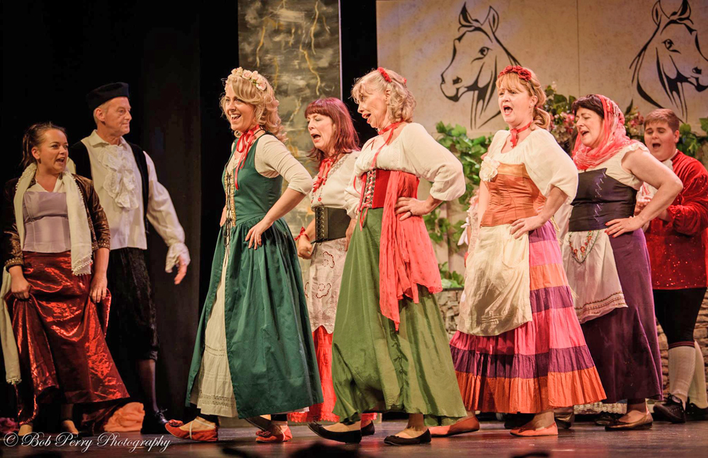 what do do in Donegal, An Grianan Theater, Opera in Donegal