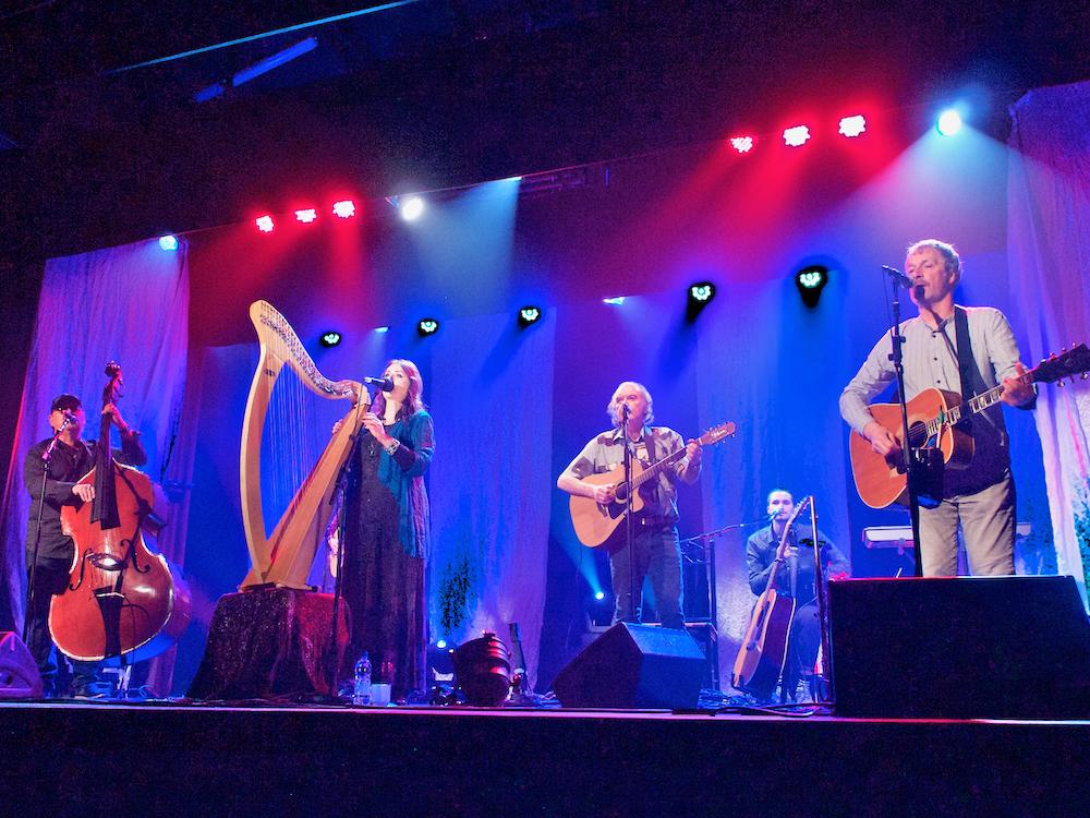 Clannad live in concert, Amharclann Ghaoth Dobhair