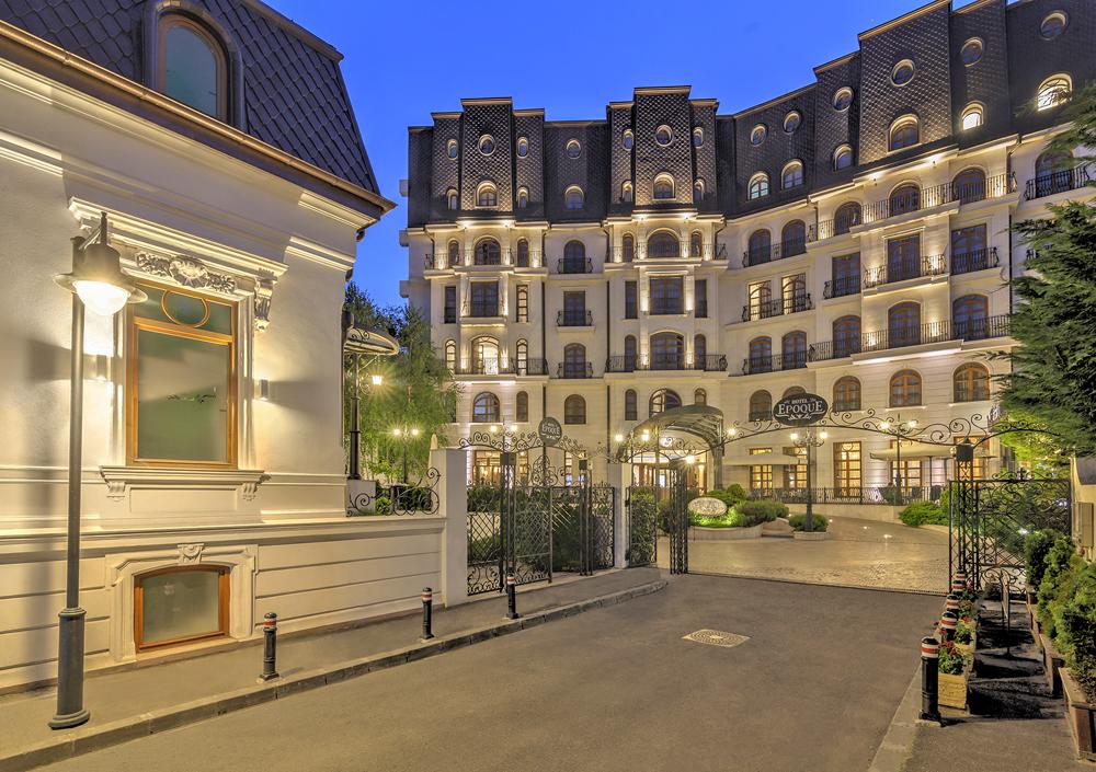 Epoque Hotel Bucharest, hotel near Cismigiu park