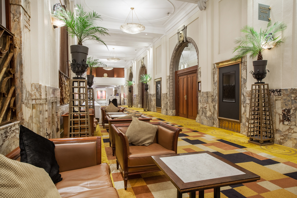Art deco hotels in Brussels, four star hotels in Brussels