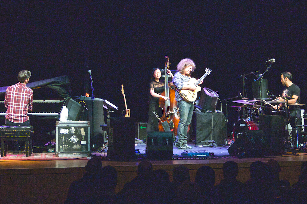 Pat Metheny, Gwilym Simcock, Linda May Han Oh, Antonio Sanchez