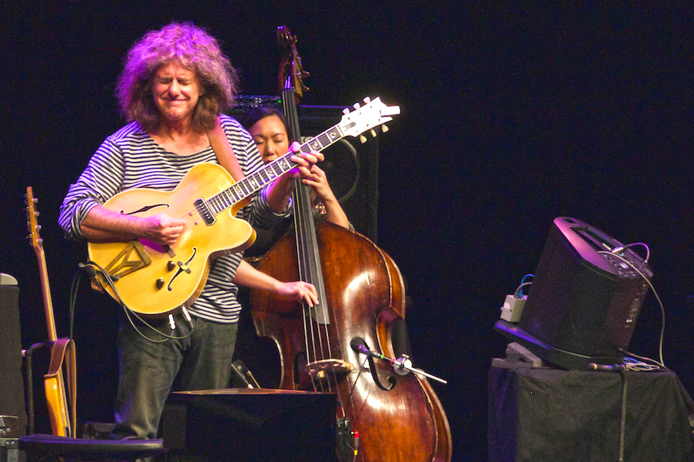 Pat Metheny live in Belfast, Pat Metheny live at Waterfront
